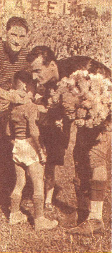 Almanacco Giallorosso - Roma-Modena - Campionato 1941/1942