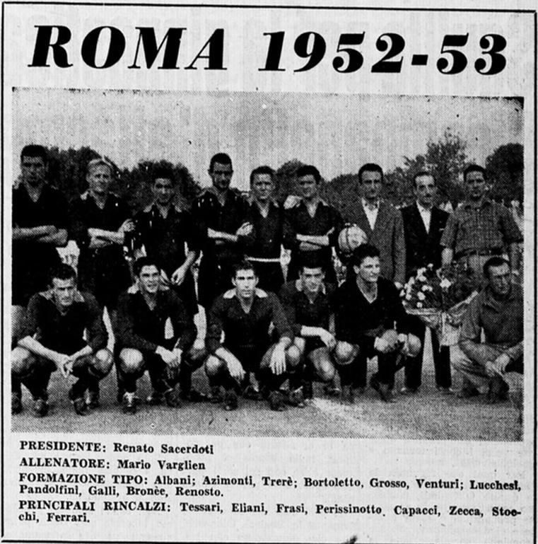 Stagione 1952-1953