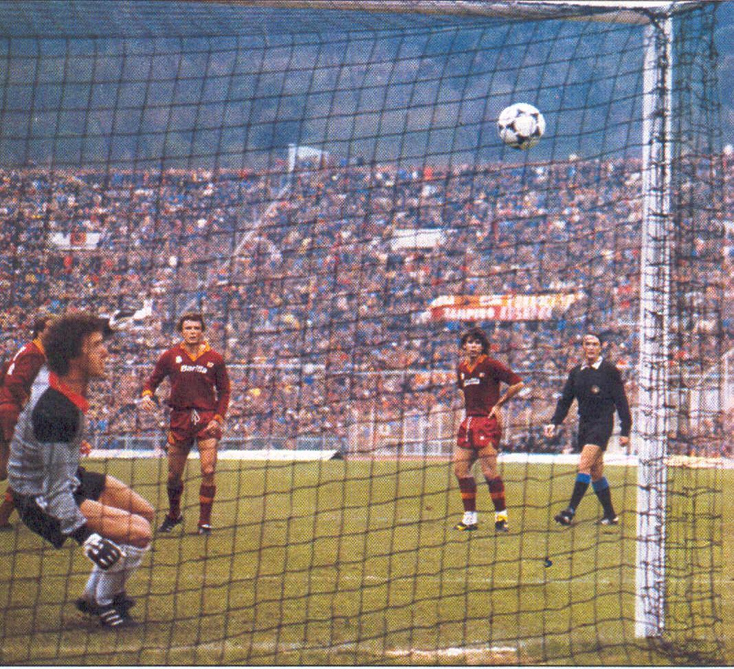 Almanacco Giallorosso - Stagione 1982/1983 - Campionato