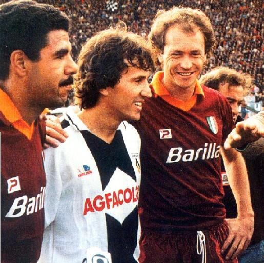 Almanacco Giallorosso - Stagione 1983/1984 - Campionato