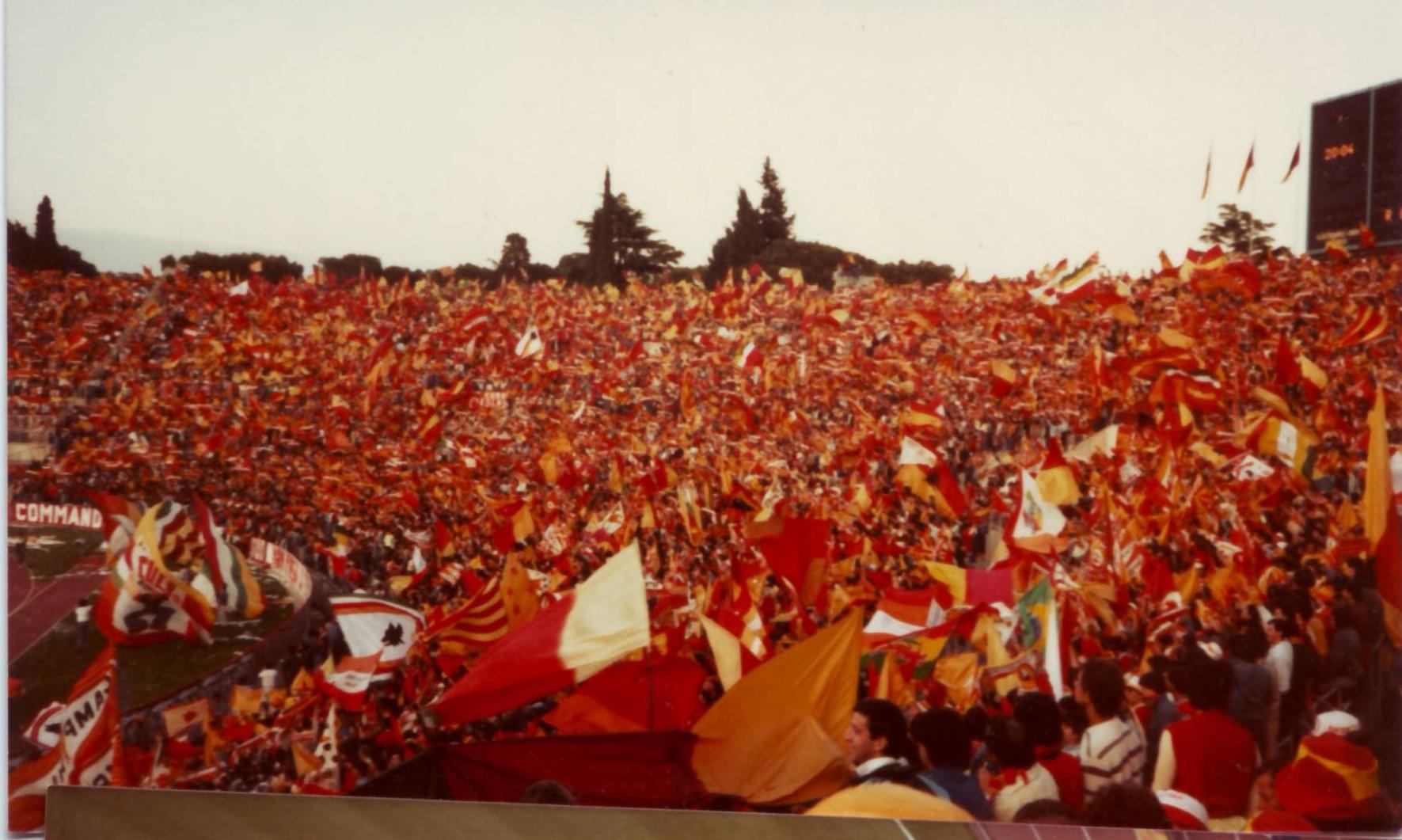 Almanacco Giallorosso - Roma-Liverpool - Coppa dei