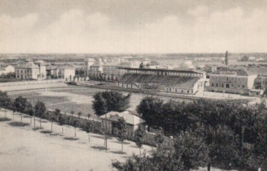 Stadio Silvio Piola: ex stadio Robbiano